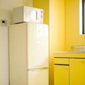 冷蔵庫・ベッド
